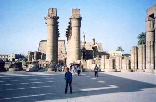 Luxor Temple @ Luxor City