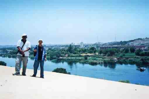 Nile River @ Aswan